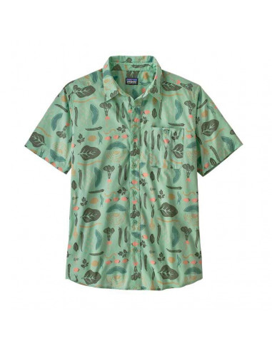 PATAGONIA MS GO TO SHIRT